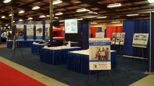 2014 Home Show Booth Gallery