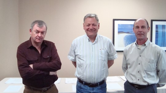 2014 NSHBDA Design Competition Judges